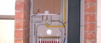 Cornelis NV - Putte - Centrale verwarming