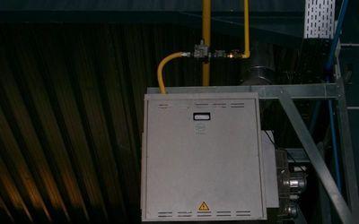 J. Cornelis - Centrale verwarming - GAS LV'S